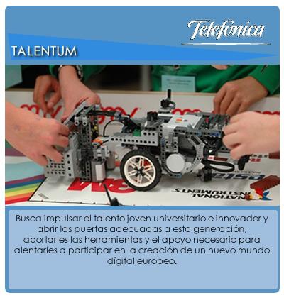 Talentum Telefónica